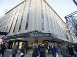 The Daily Mail measured music volume in a series of high street stores along Oxford Street,  in decibels and compared the results to levels on an industrial noise scale. Some of the noise levels were loud enough to cause serious damage to hearing. Debenhams had a high reading of 98.8.  . REXMAILPIX.