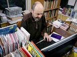 Old print has had to meet new technology to survive, the debut of sites like Amazon hit the second-hand bookshop hard