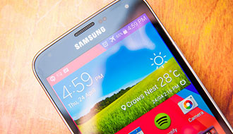 GALAXY S5 from $60/Mth on Optus