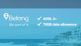 Broadband Deal from $50/mth